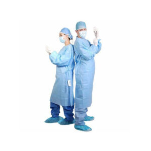 Abito chirurgico usa e getta - Dispositivi e prodotti anti-Covid