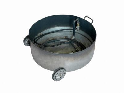 Noleggio vasca piccola antincendio